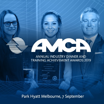 Past winners of VIC training awards